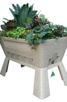 Garden Easi Planter Box in Sand Stone