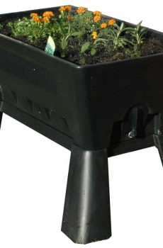 Garden Easi Planter Box in Black e2