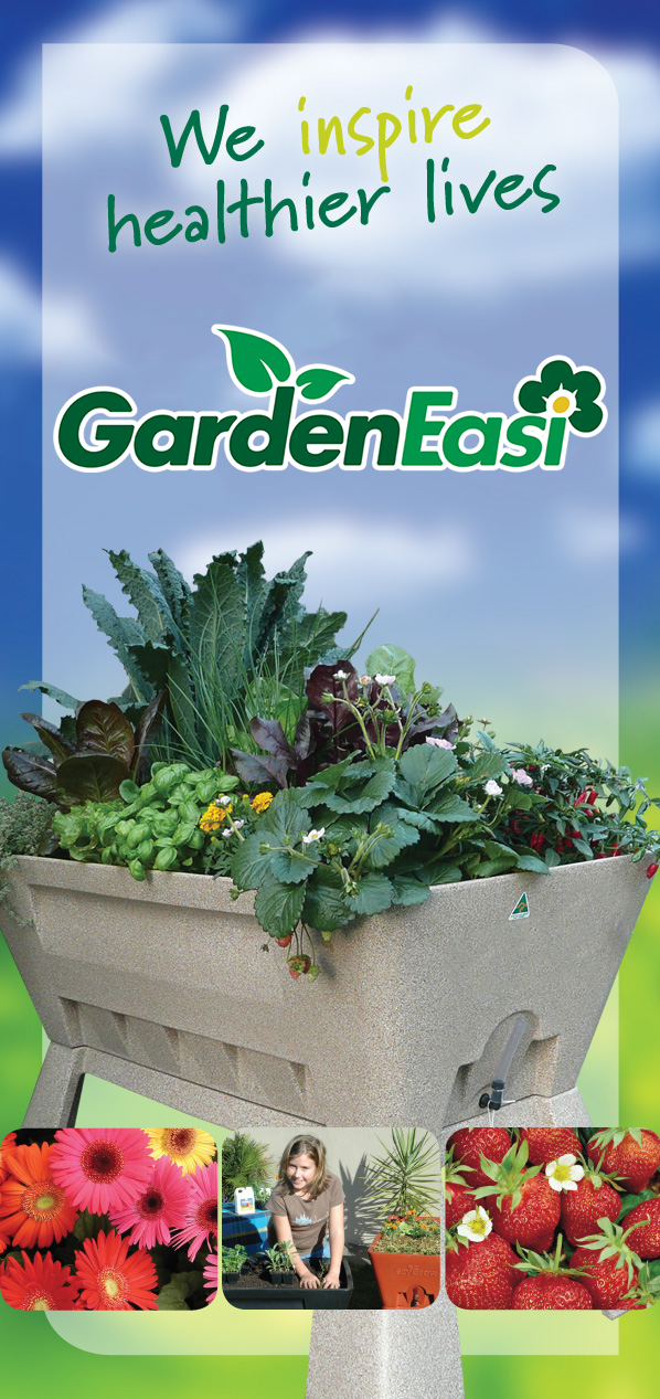 Garden Easi Planter Boxes Inspire Healthier Lives