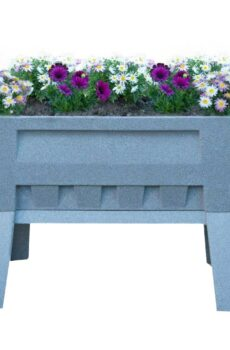 Garden-Easi-Planter-box-in-Stone-Marble--Single-Flowers-e